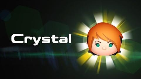 Crystal Skills Intro - MARVEL Tsum Tsum