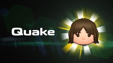 Quake Skills Intro - MARVEL Tsum Tsum