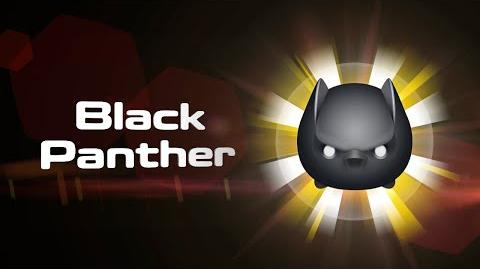 Black Panther Skills Intro - MARVEL Tsum Tsum