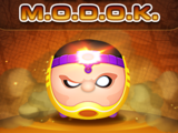 Battle with M.O.D.O.K.