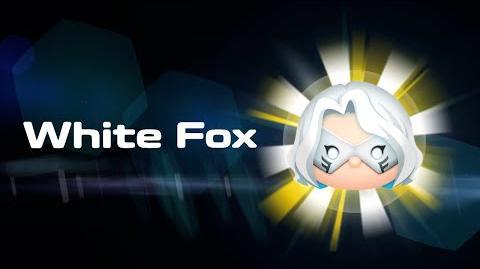 White Fox Skills Intro MARVEL Tsum Tsum