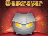 Battle with Destroyer