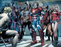 New Avengers Annual 03 p02-03