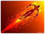 Four Elements Fire by CrisVector