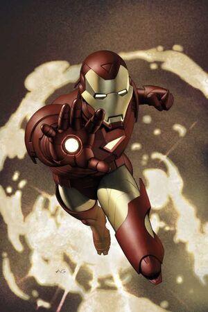 Iron Man 001