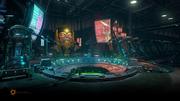 AIMBRELLA - Control Room