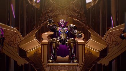 Ultron-Sigma Throne of Asgard