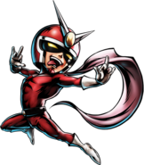 Viewtiful Joe UMvC3 artwork