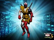 Deadpool UMvC3 DLC costume