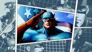 Captain America ending 2 MvC3