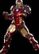 Iron Man MvCI render