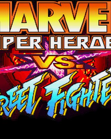 Marvel Super Heroes Vs Street Fighter Marvel Vs Capcom Wiki