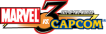 Marvel vs capcom 3 logo Beta