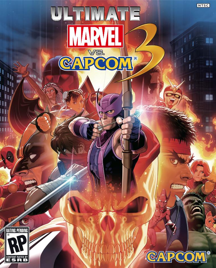 Ultimate Marvel vs  Capcom 3 | Marvel vs  Capcom Wiki