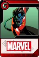Nightcrawler - Heroes and Heralds card
