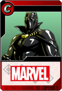 Black Panther - Heroes and Heralds card