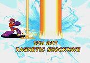 Megaman MagneticShockwave