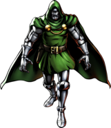 Doctor Doom UMvC3 artwork