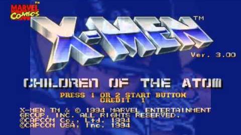 X-Men COTA OST Mojo World (Theme of Spiral)