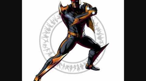 Ultimate Marvel Vs Capcom 3 - Nova's Theme