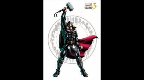 Marvel VS Capcom 3 - Thor Theme
