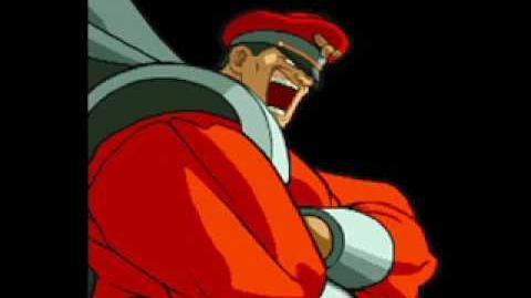 Marvel Super Heroes Vs Street Fighter-Theme of M.Bison