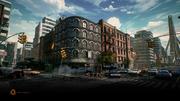 New Metro City - Crossroads