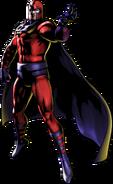 Magneto UMvC3 artwork