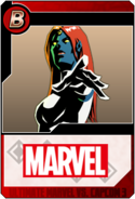 Mystique - Heroes and Heralds card
