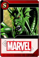 Fin Fang Foom - Heroes and Heralds card