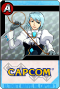 Franziska - Heroes and Heralds card