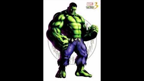 Marvel VS Capcom 3 - Hulk Theme