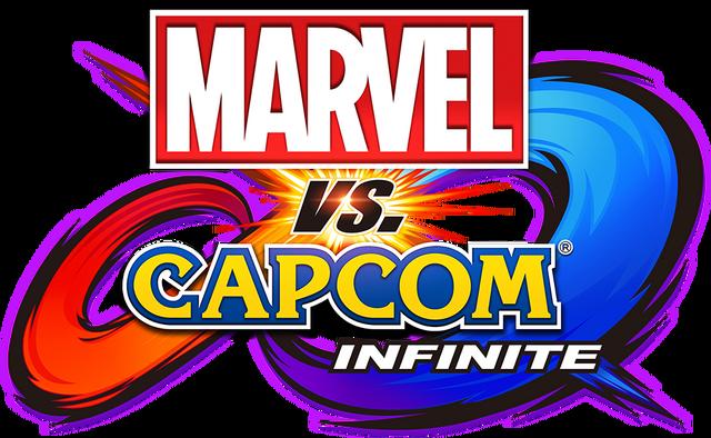 File:Marvel vs Capcom Infinite logo.png