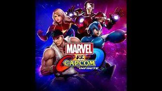 Gamora - Marvel vs