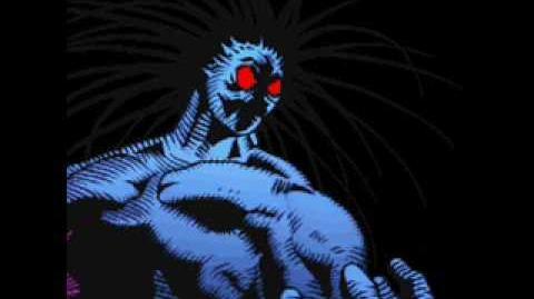 Marvel Super Heroes Vs Street Fighter-Theme of Blackheart