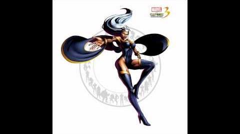 Marvel VS Capcom 3 - Storm's Theme