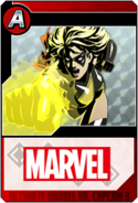Miss Marvel - Heroes and Heralds card