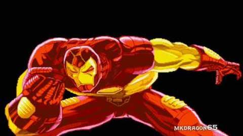 Marvel Super Heroes OST, T08 - Iron Man