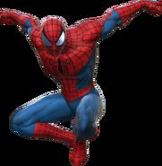 Spider-Man MvCI render