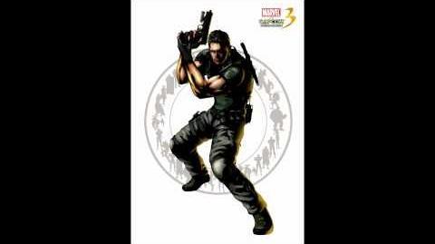 Marvel VS Capcom 3 - Chris Redfield Theme