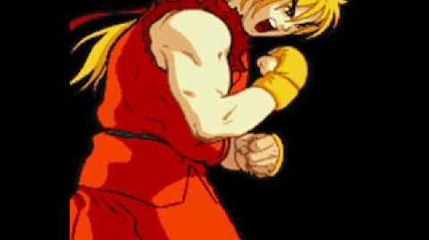 Marvel Super Heroes Vs Street Fighter-Theme of Ken