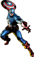 Captain America UMvC3 artwork