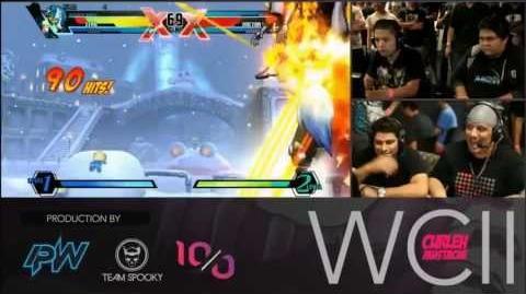 Curleh Mustache WCII - Marn vs Col Filipino Champ
