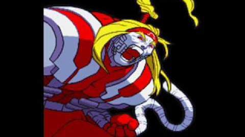 Marvel Super Heroes Vs Street Fighter-Theme of Omega Red