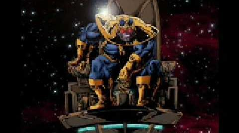 Thanos Theme-Marvel Super Heroes Soundtrack