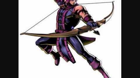 Ultimate Marvel Vs Capcom 3 - Hawkeye's Theme