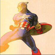 Captain America MvC2 Hyper Combo