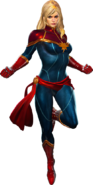 Captain Marvel MvCI render