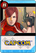 Claire Redfield - Heroes and Heralds card