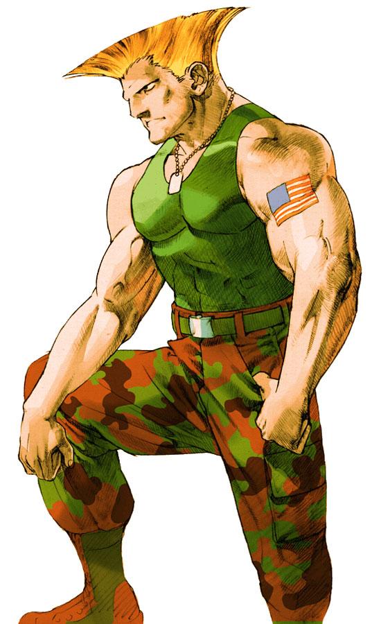 Guile Marvel Vs Capcom Wiki Fandom